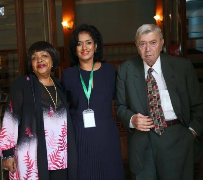 Kutana na wazazi wa mwakilishi wa wanawake wa Nairobi, Esther Passaris( Picha)