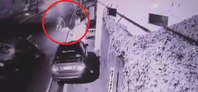 WATCH: Armed driver shoots man after losing in fistfight
