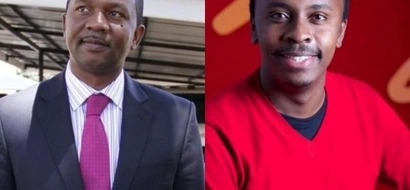 Comedian KJ accused of working for Raila after winning Jubilee Party primaries