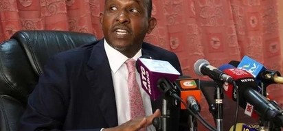 Raila comes back with his trademark violence - Aden Duale