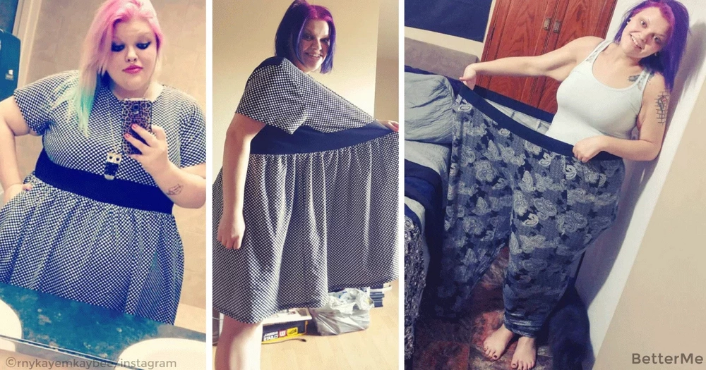 Kayla Butcher lost over 180 pounds and this is her secret