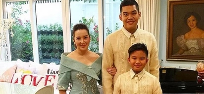 Kris Aquino and sons in Tokyo to celebrate Kuya Josh's birthday
