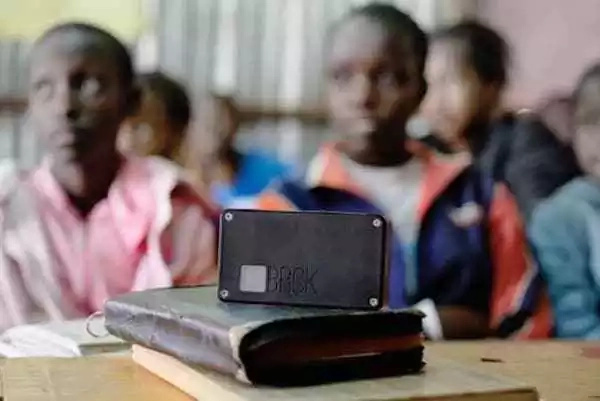 This made-in-Kenya device people connected to the internet at ALL times (photos)