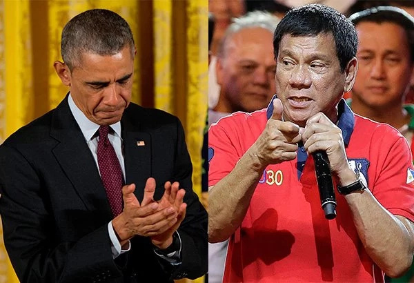 Duterte ready to defend drug war to Obama