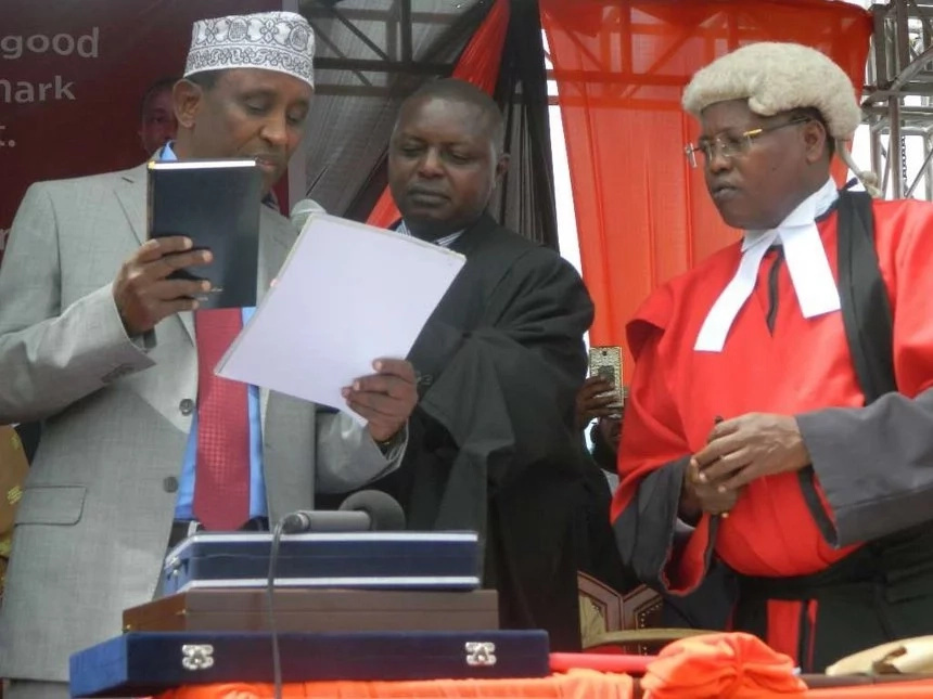 Jubilee Governor inches closer to losing seat after University of Nairobi disowns his degree
