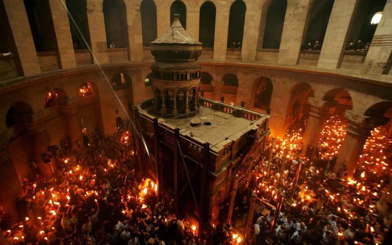 Jesus Christ's burial site to be renovated