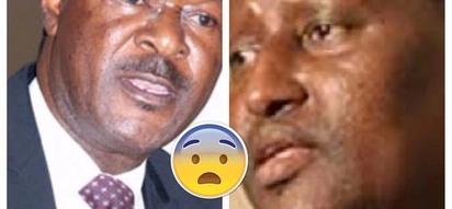 Moses Wetangula amwaibisha vibaya sana Seneta mwenzake (Video)