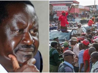 He is not interested in Kenya's unity- Uhuru blasts Raila