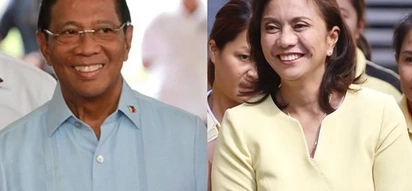 Binay turns over VP office to Leni