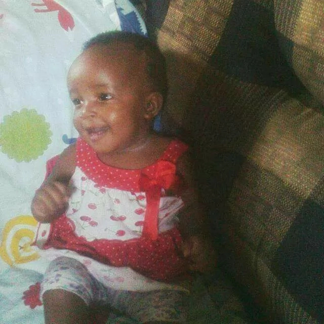 Emotions run high as 6-month-old baby Pendo 'killed by police' set to be laid to rest (photos)