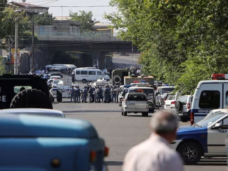 Armenian government suppress coup rumors