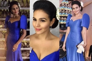 Iza Calzado wants to become the next Imelda Marcos?