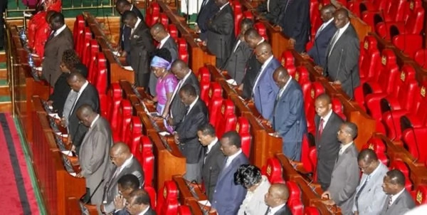 MPs sitting for KCSE exams