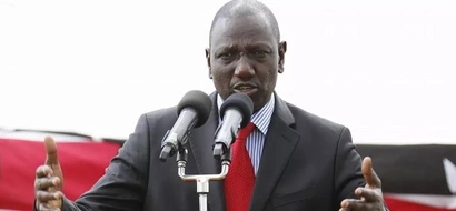 How Ruto Responded To Kenya's Doing Business Ranking For 2016