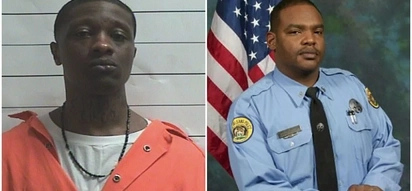 Bizarre! Cop killer, 35, declared incompetent to stand trial due to insanity after eating his own poo