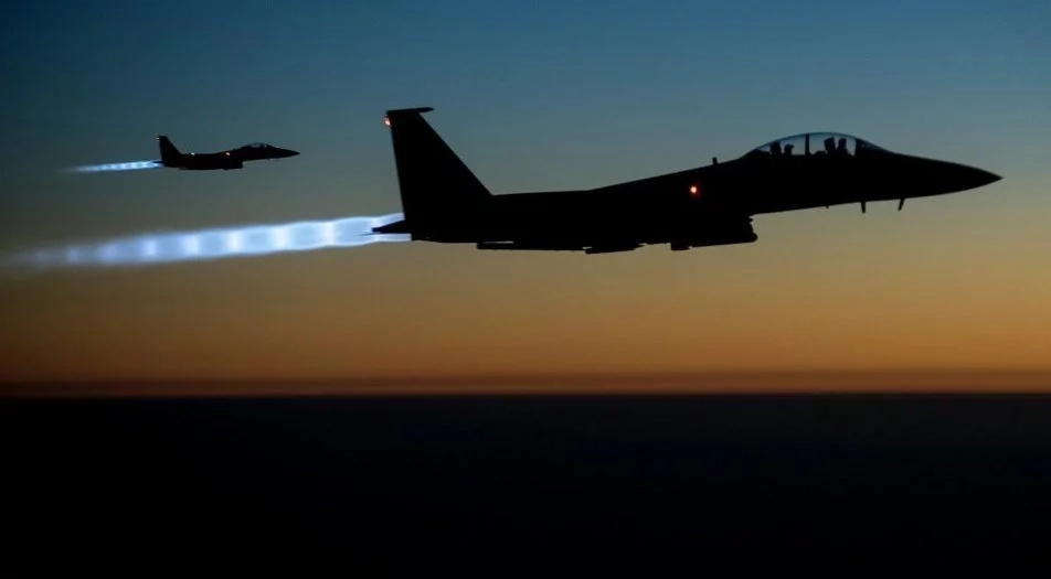 US fighter jets launch airstrikes on al-Shabaab bases