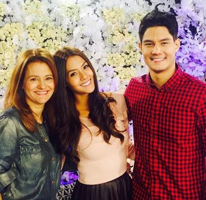 Birthday message of Daniel's mom made Erich Gonzales cry