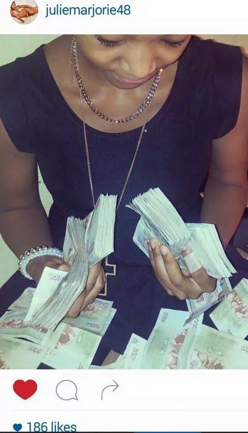 Girl alleged to be Waititu's side chick exposed