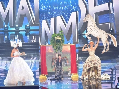 WTH? These are the national costumes that surprised us in Miss Universe 2016