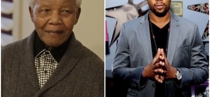Ndaba Mandela stands up for his grandfather's legacy