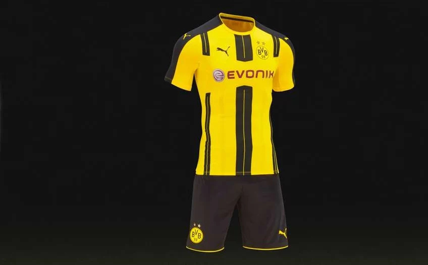 Biggest clubs in Europe reveal their 2016-2017 season kits