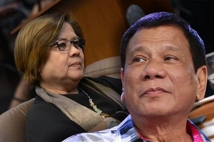 Duterte bluntly blames De Lima for bringing narco state