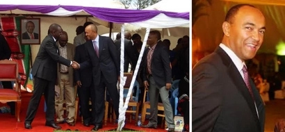Peter Kenneth EMBARRASSED badly in poll conducted by controversial Jubilee lawyer