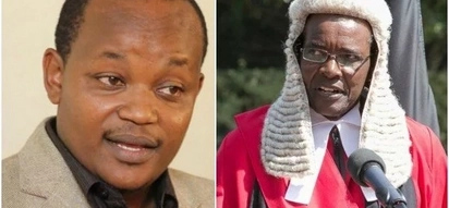 CJ Maraga is clearly pro-NASA - Nyeri Town MP Ngunjiri Wambugu