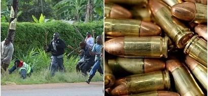 Fear as live ammunition are found at a popular matatu stage