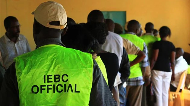 IEBC addresses reports its officials were involved in a physical altercation