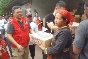 Hulog ng langit! DSWD magbibigay ng bagong relief package para sa mga kawawang biktima ng bagyo