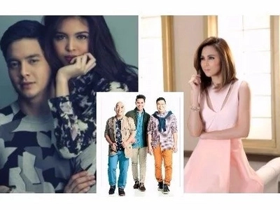 Top 3 Eat Bulaga babies that are having their own limelight today. These are the current and former dabarkads.
