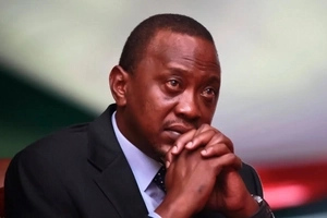 President Uhuru Kenyatta's emotional message as he mourns dead president