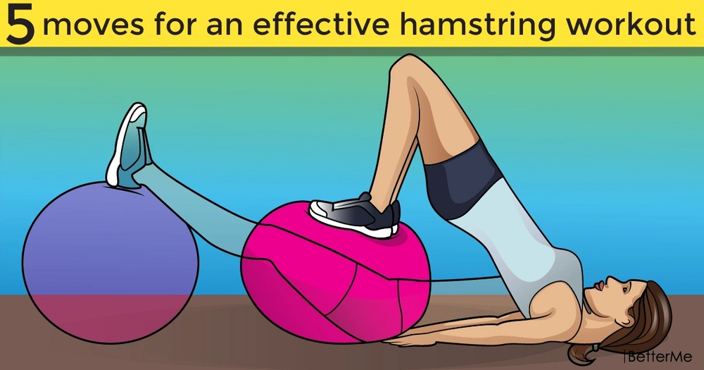 5 exercises for an effective hamstring workout