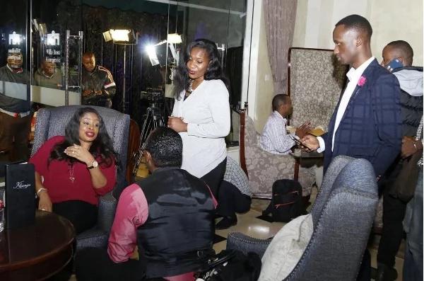 Kenyans mock KTN for kicking out Jeff Koinange Live show