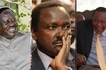 Latest stats that TOTALLY DENT Kalonzo's chances of becoming NASA flag-bearer