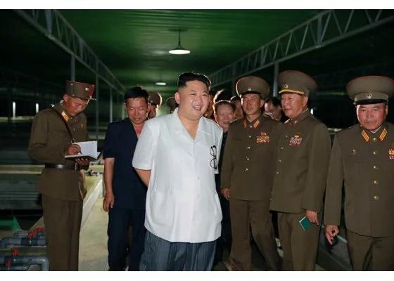 Estados Unidos sancion al líder norcoreano Kim Jong-un