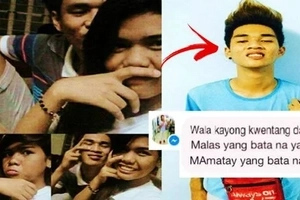 """This pregnant Pinay shared on Facebook her shocking private conversation with her boyfriend about their baby: 'Mamatay yang bata na 'yan!"""""""