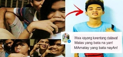 This pregnant Pinay shared on Facebook her shocking private conversation with her boyfriend about their baby: 'Mamatay yang bata na 'yan!""
