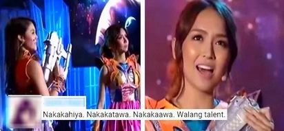 Kathryn Bernardo was bashed by netizens for her alleged lip sync fail on ASAP: 'Lip sync na lang di pa ginalingan!'