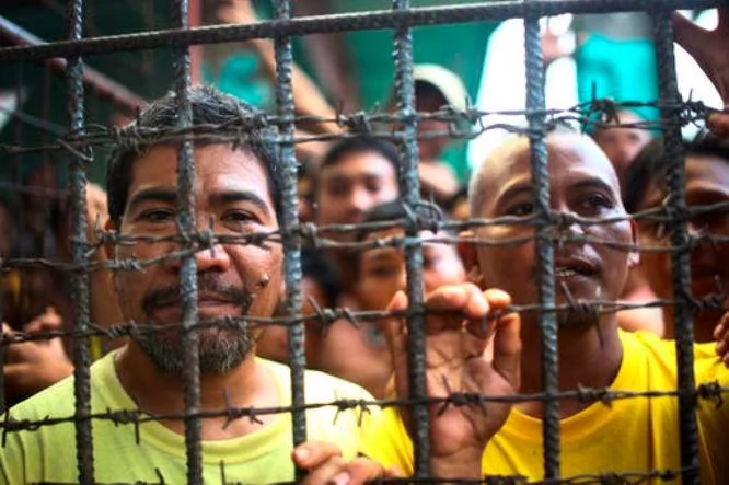 These prisoners have saved up P28,000 to be donated to the victims of the on-going war in Marawi!