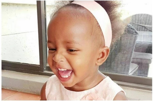 She is only 2, but Diamond Platinumz daughter makes more money that middle-class Kenyans