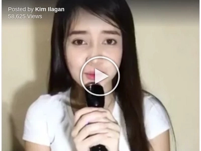 Nakakabighani! Her tagalog version of Maybe is impressive!