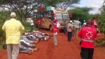 Dozens Escape Narrowly In Mandera As Al-Shabaab Revenge For Killed Former Cook