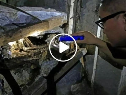 Horrors of Islamic Center revealed after a pile of human skeleton was discovered in Manila