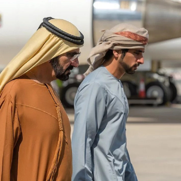 Take a glimpse into the extravagant lifestyle of the Crown Prince of Dubai