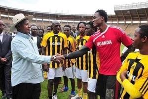 President Museveni mourns death of footballer who denied Kenya victory