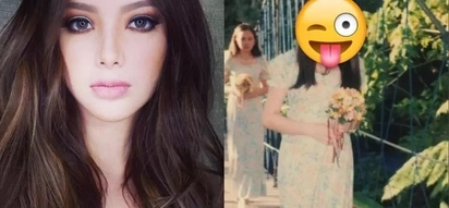 Netizens are swooning over this throwback photo of Ellen Adarna at 14 years old