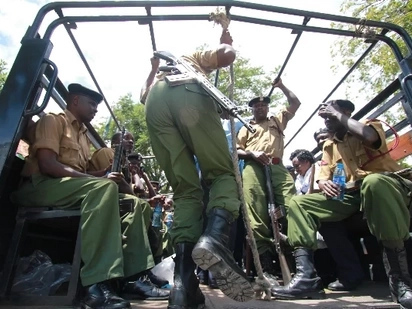 Police deployed to Tharaka Nithi-Meru border as tension escalates over attacks