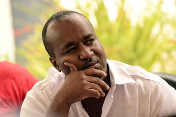 Outrage after Joho's accounts were frozen